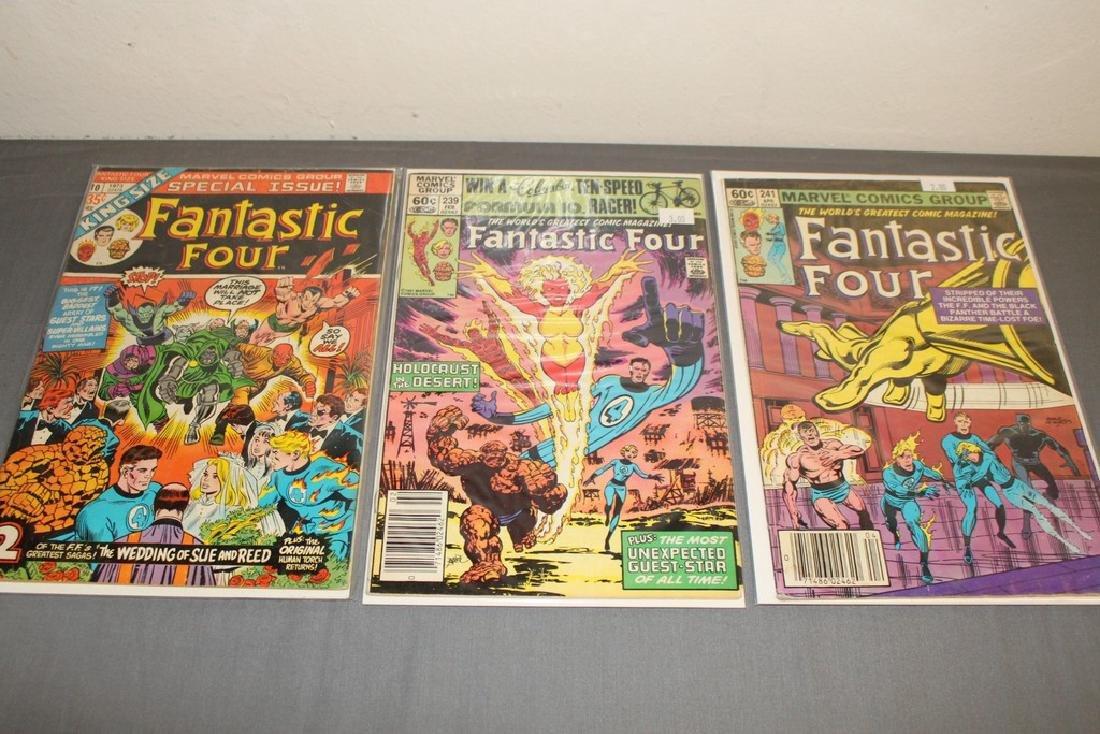 Fantastic Four special #10-1973 & 14 comics - 7