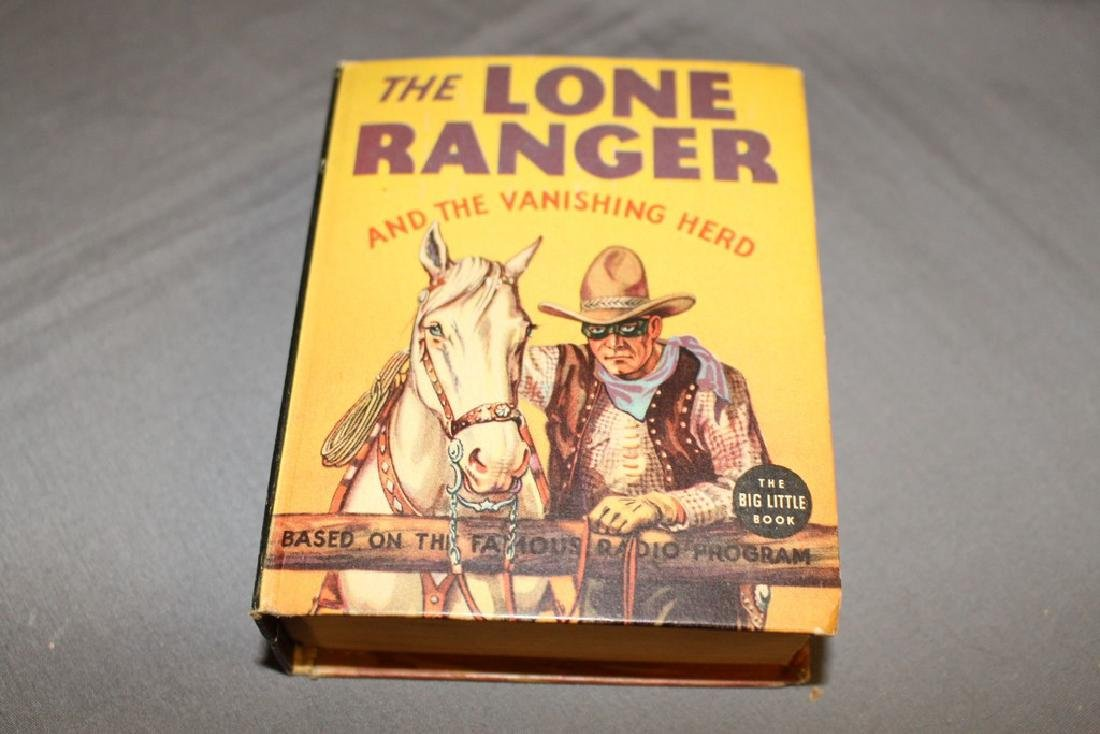 The Lone Ranger & The Vanishing Herd