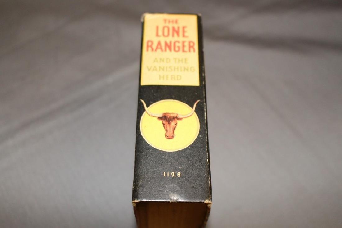The Lone Ranger & The Vanishing Herd - 2