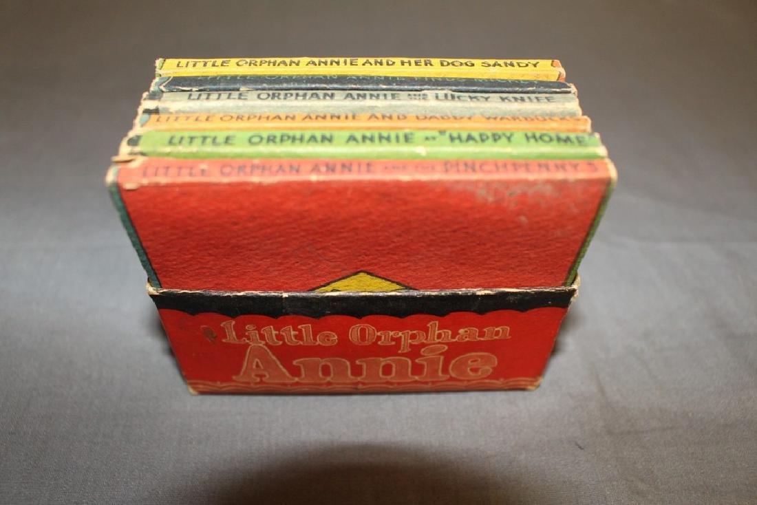 set of 6 Little Orphan Anne - 5
