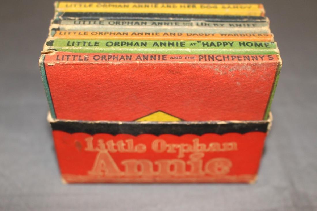 set of 6 Little Orphan Anne - 6