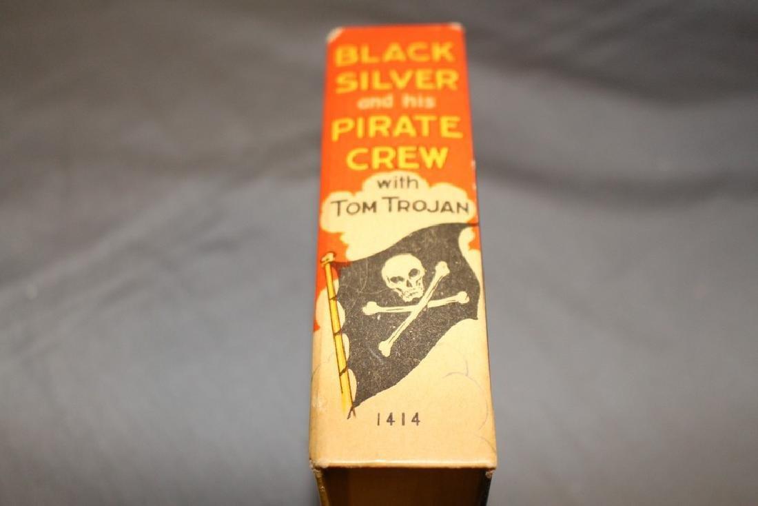 Black Silver & His Pirate Crew, 1930/40 - 2