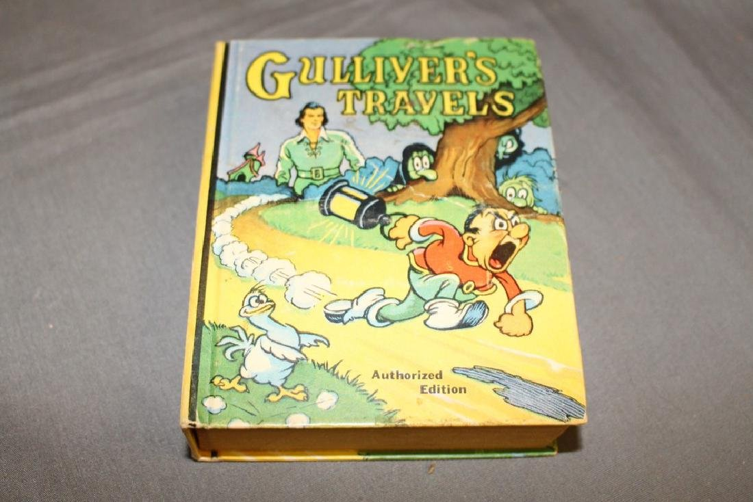 Gullivers Travels, Big Little Book