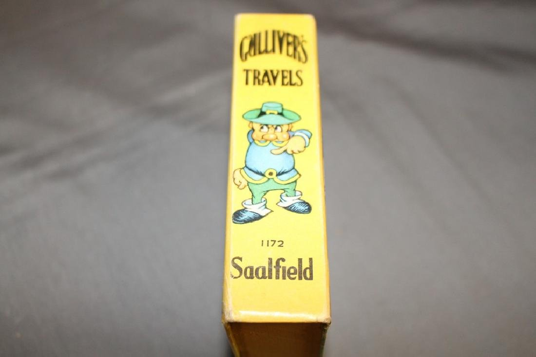 Gullivers Travels, Big Little Book - 2