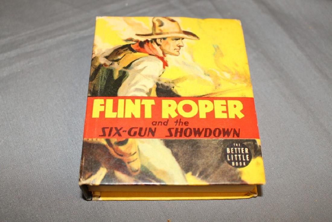 Flint Roper & the Six-Gun Showdown