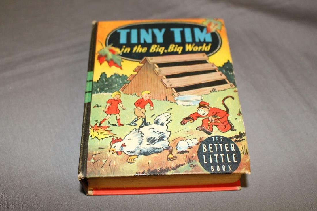 Tiny Tim in the Big Big World