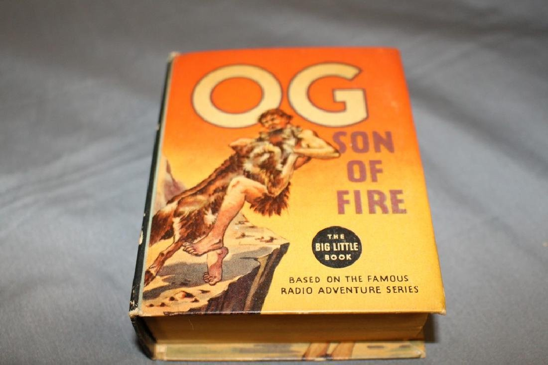 OG Son of Fire, Big Little Book