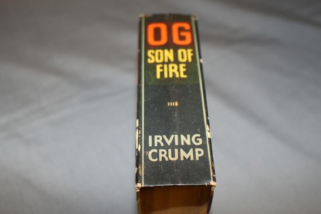 OG Son of Fire, Big Little Book - 2