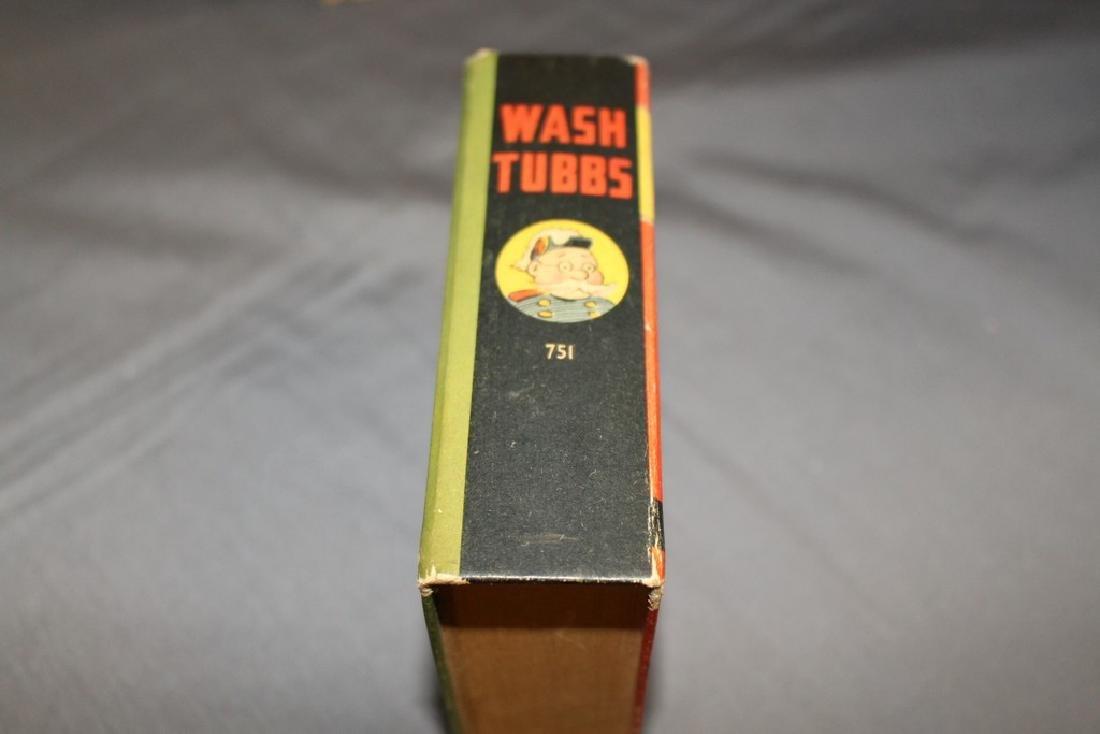 Wash Tubbs in Pondemonium - 2