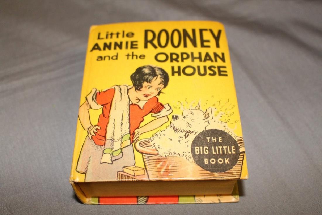 Little Annie Rooney & the Orphan House