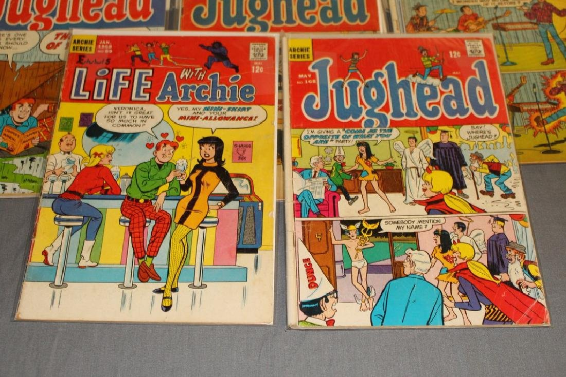 14 Silverage Archie Comics & misc. titles - 2