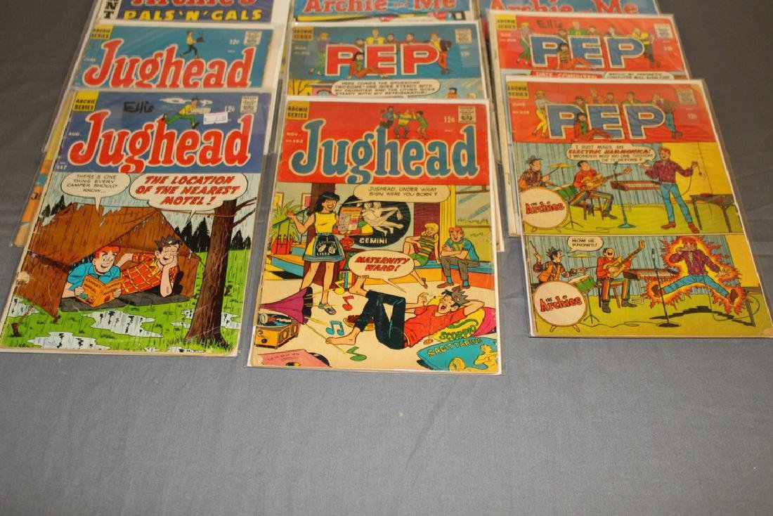 14 Silverage Archie Comics & misc. titles - 3