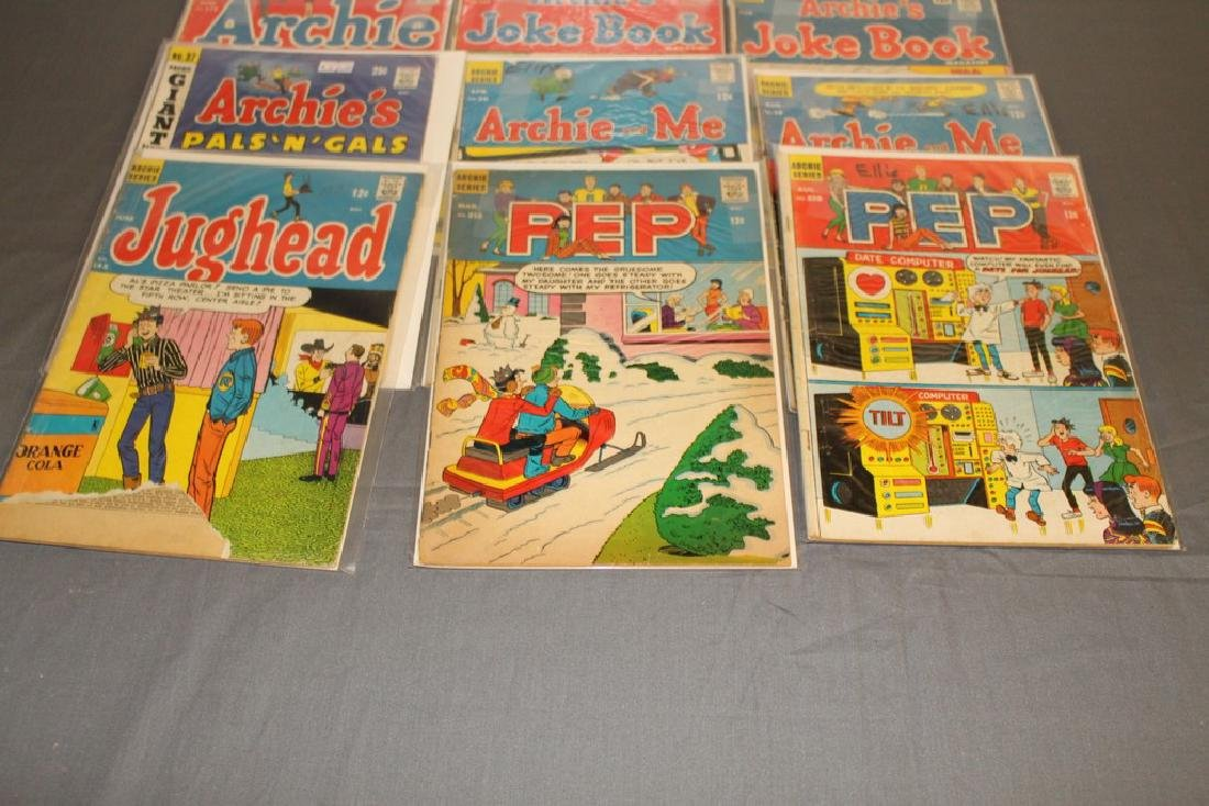 14 Silverage Archie Comics & misc. titles - 4