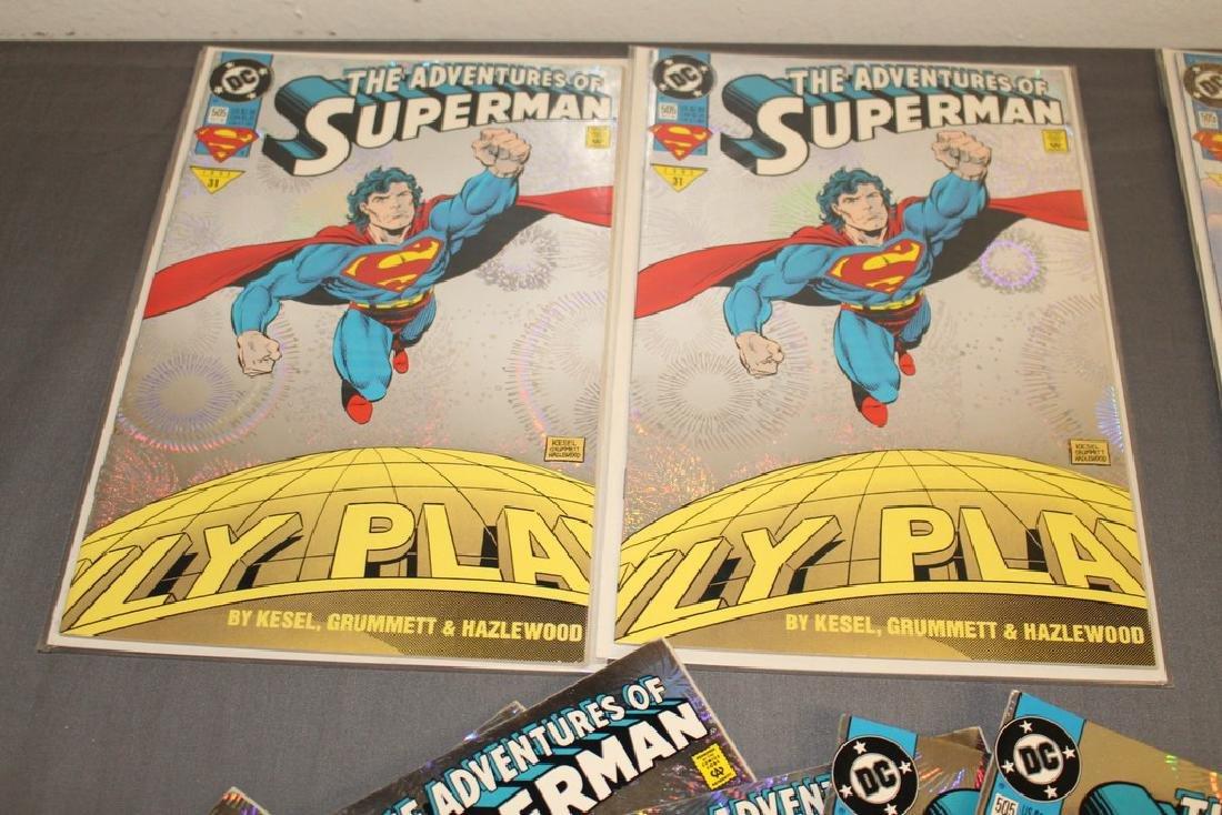 Superman comic lot - 2