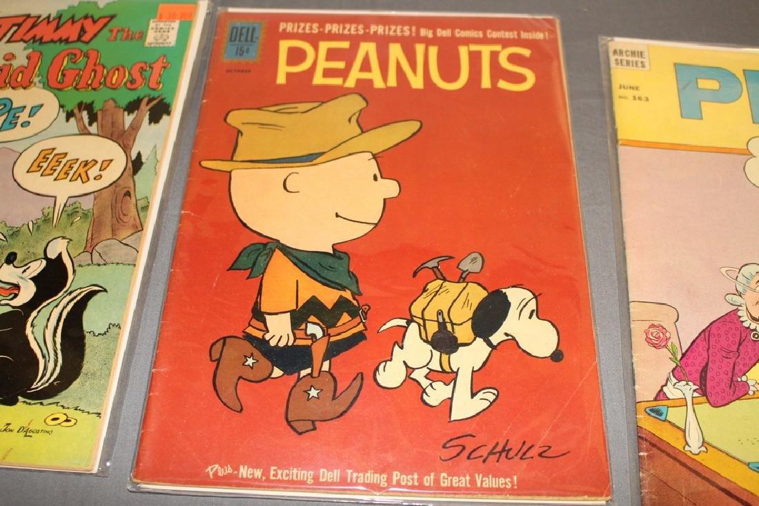 Peanuts early comic #10