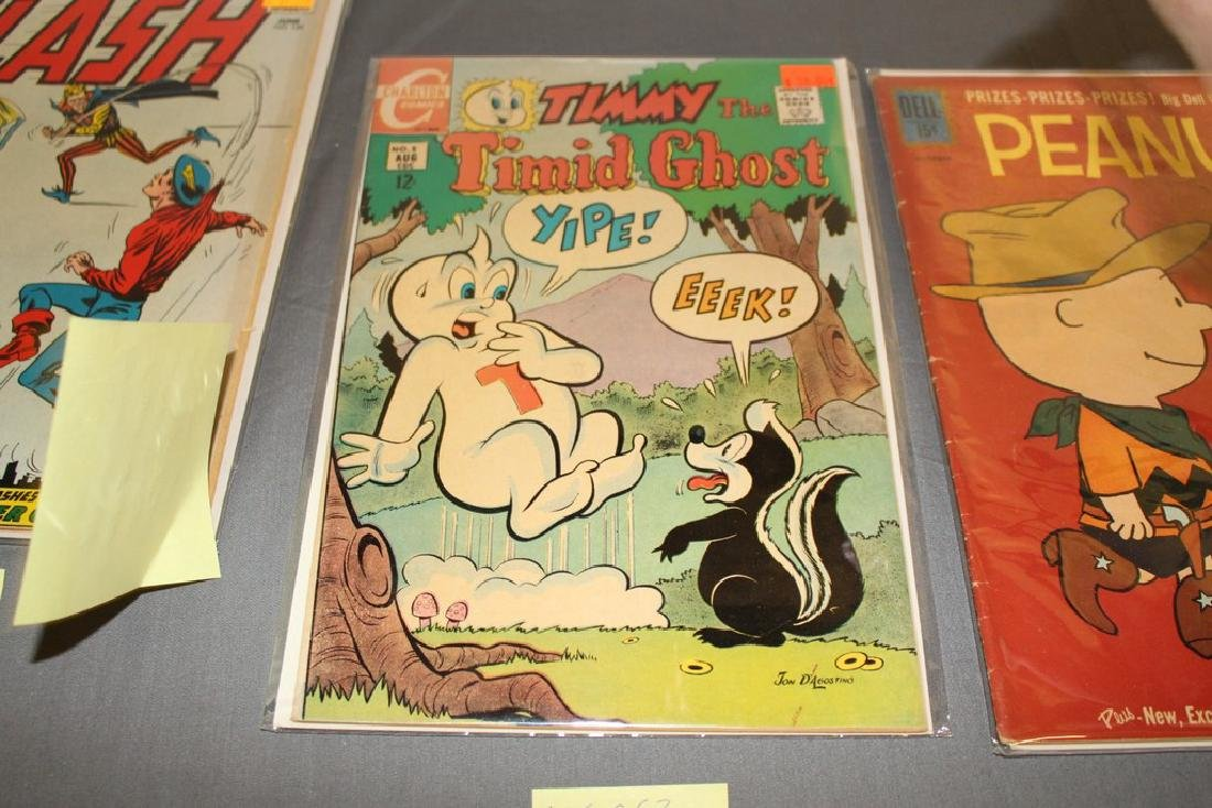 Timmy the Timid Ghost #5, 1968