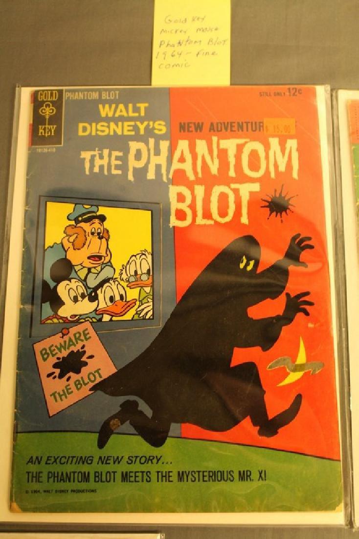 lot of 7 Disney Comics - 2