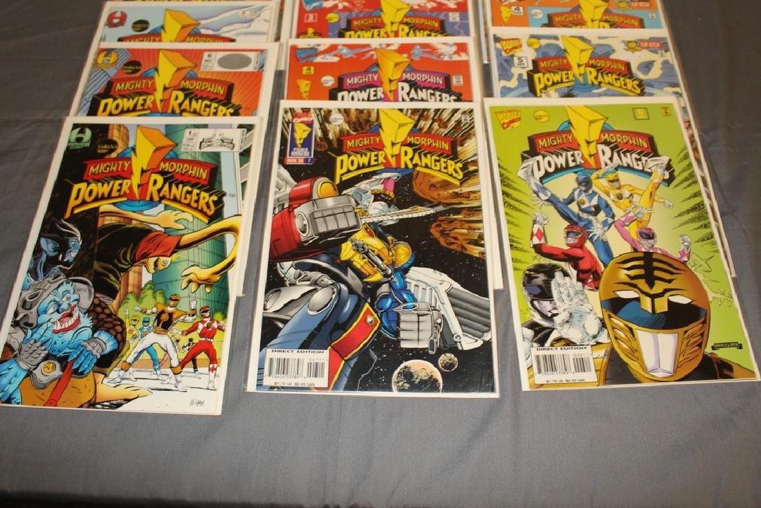 19 comics, movie soon, Power Rangers - 2