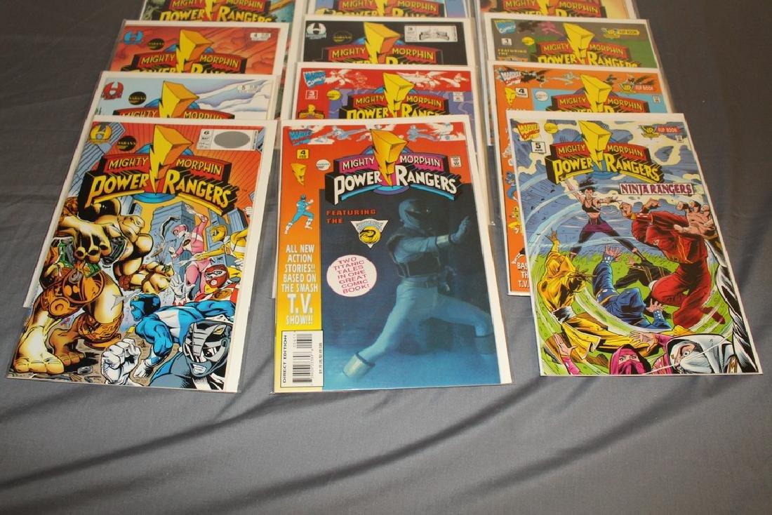 19 comics, movie soon, Power Rangers - 3