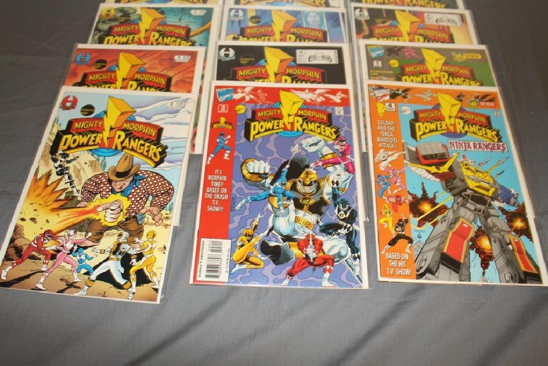 19 comics, movie soon, Power Rangers - 4