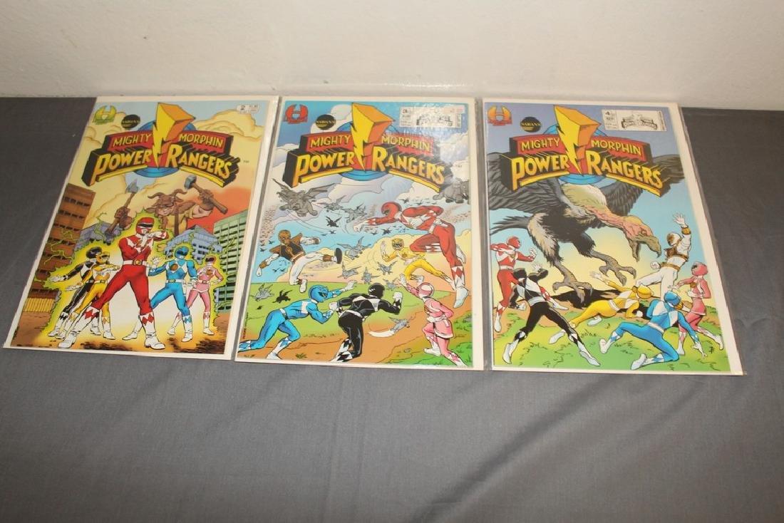 19 comics, movie soon, Power Rangers - 7