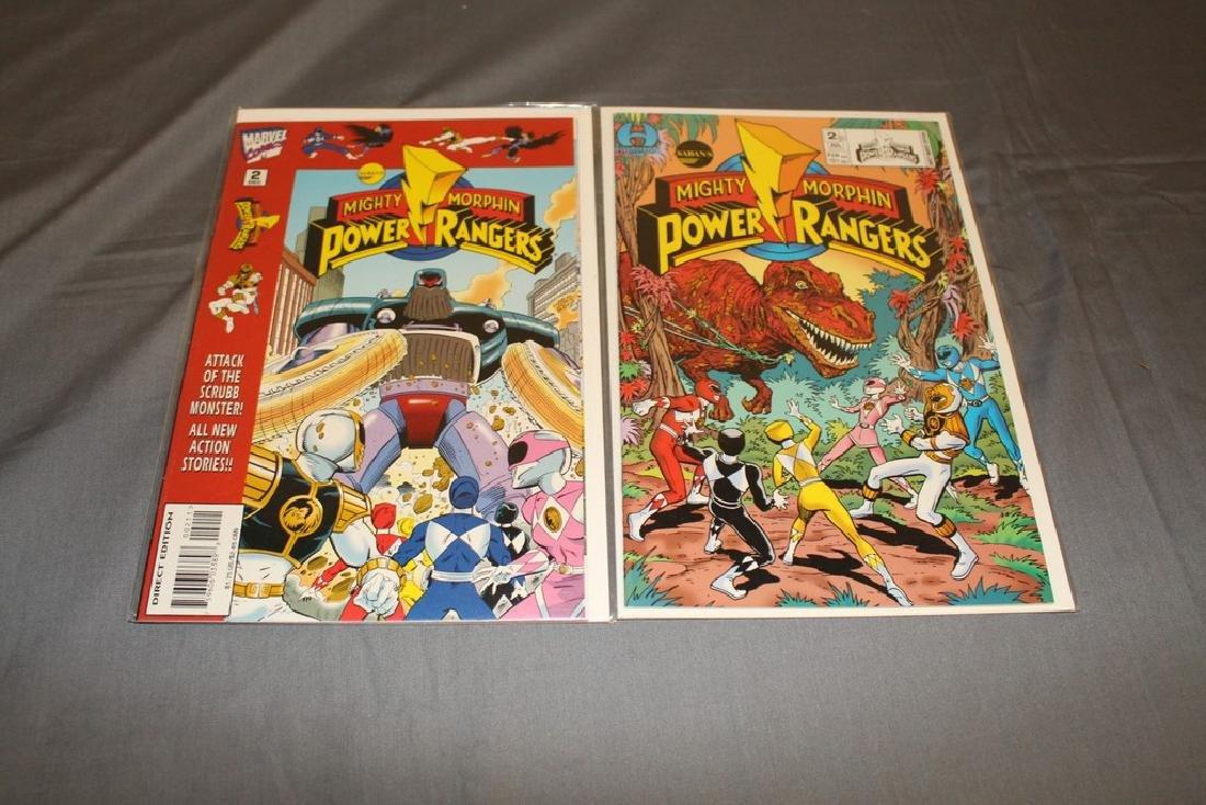 19 comics, movie soon, Power Rangers - 8
