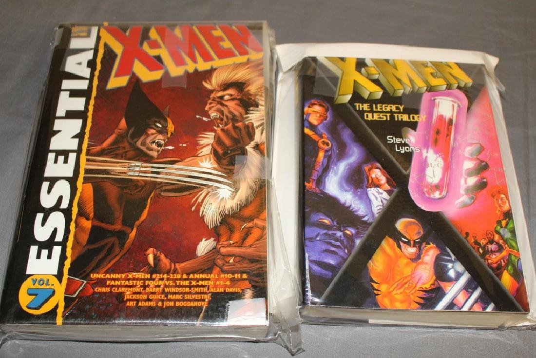2 X-Men Books
