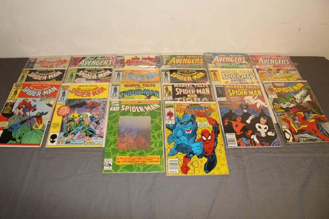 20 Marvel Comics