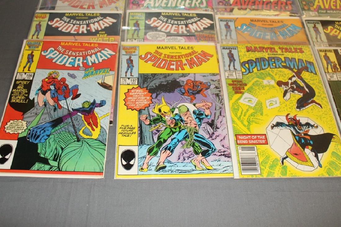 20 Marvel Comics - 3
