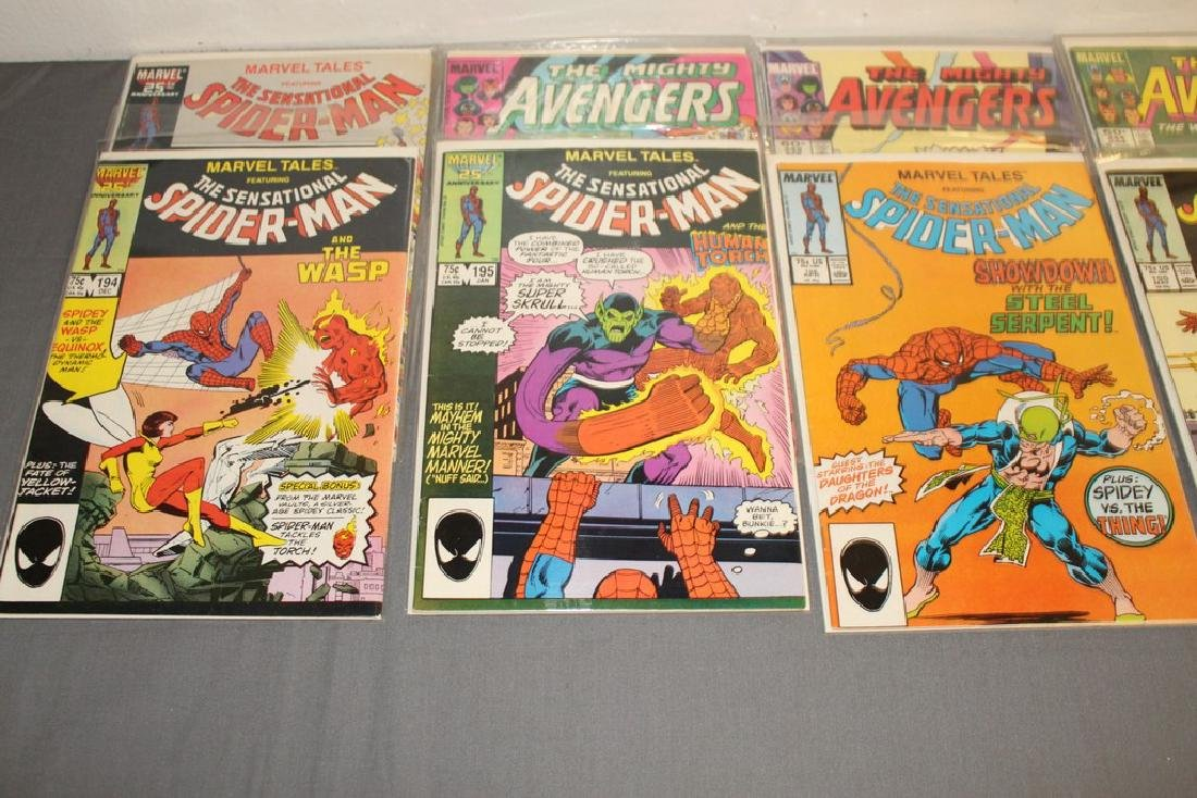 20 Marvel Comics - 5