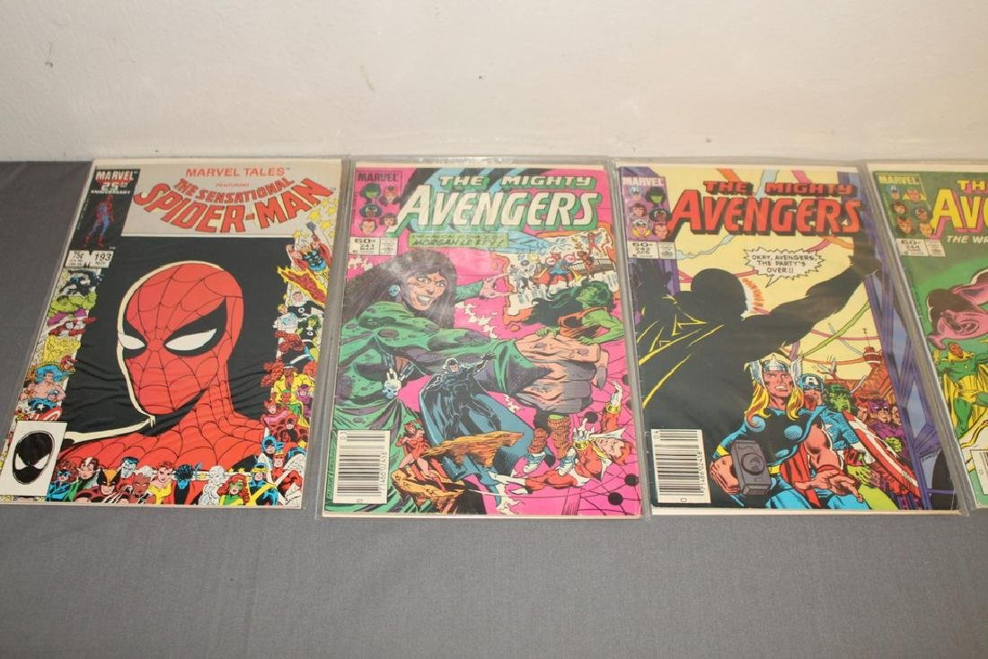 20 Marvel Comics - 7