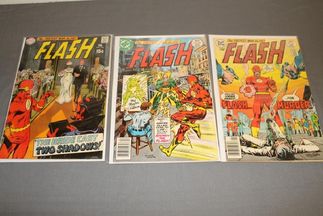 7 comics Flash comics DC - 4