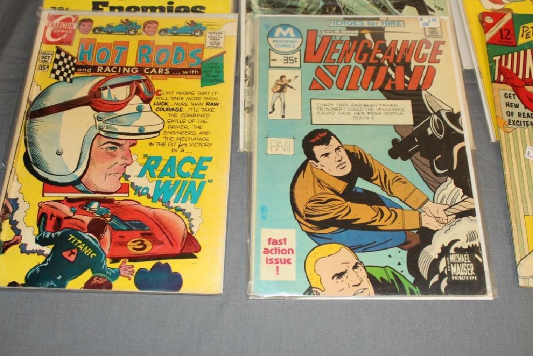 14 comics, Misc. Goldkey & other Publishers - 2