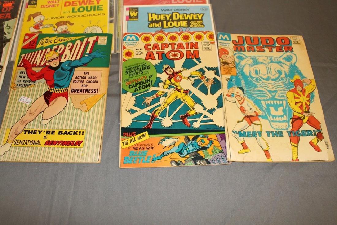 14 comics, Misc. Goldkey & other Publishers - 3