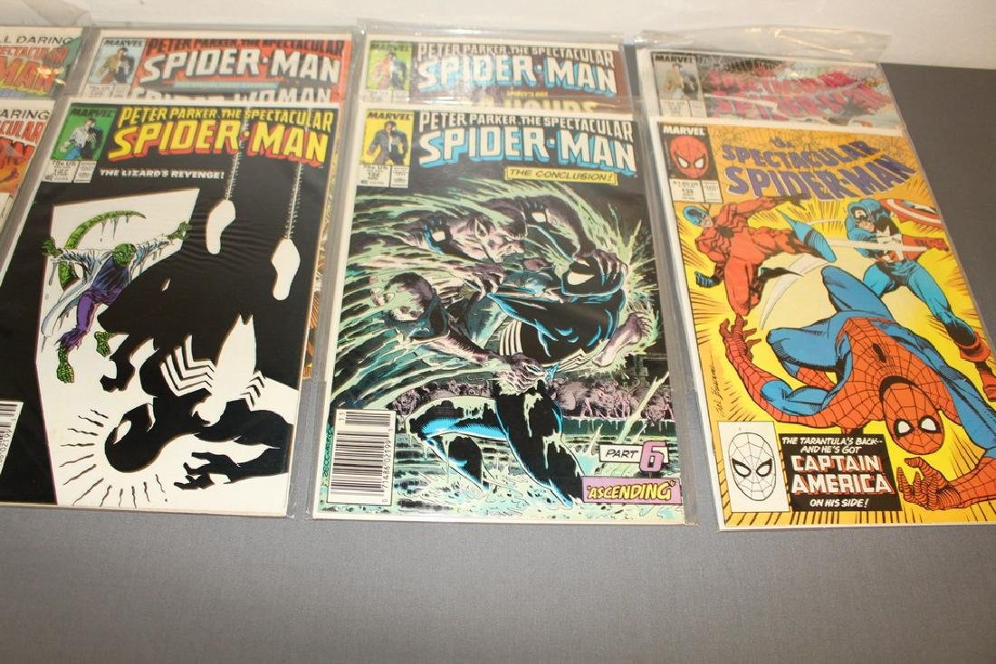 31 comics Peter Parker Spectacular Spiderman - 9