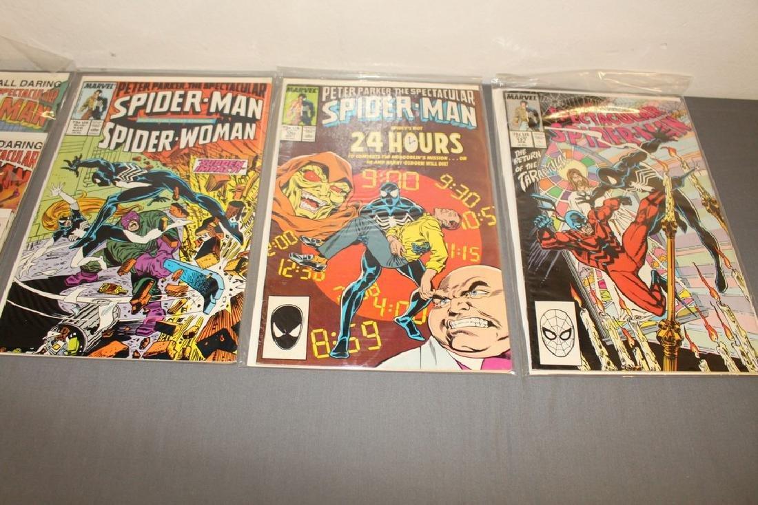 31 comics Peter Parker Spectacular Spiderman - 10