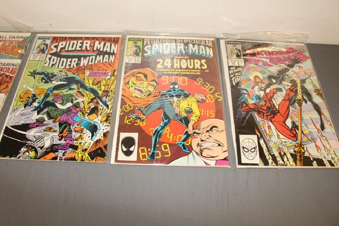 31 comics Peter Parker Spectacular Spiderman - 10
