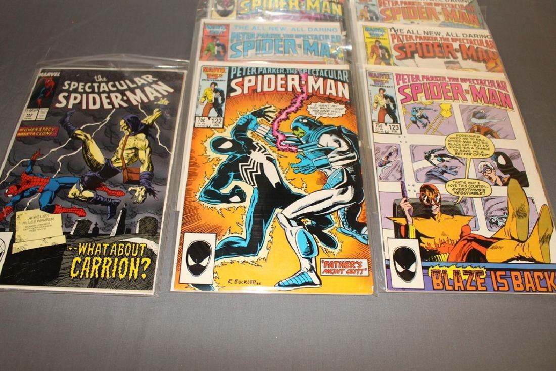 31 comics Peter Parker Spectacular Spiderman - 11