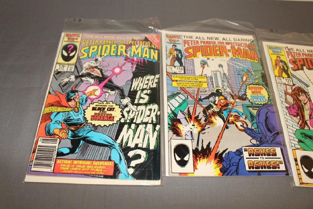 31 comics Peter Parker Spectacular Spiderman - 12