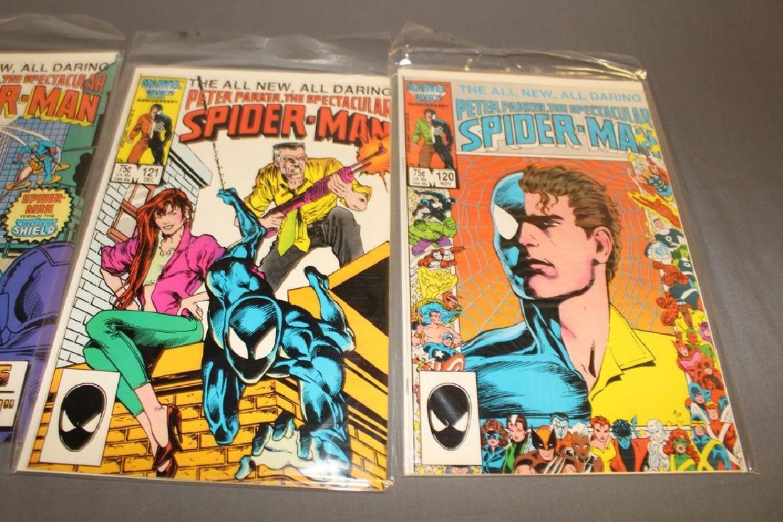 31 comics Peter Parker Spectacular Spiderman - 13
