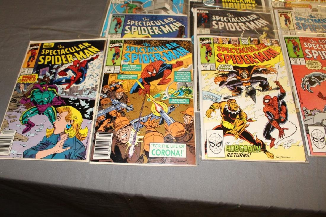 31 comics Peter Parker Spectacular Spiderman - 2