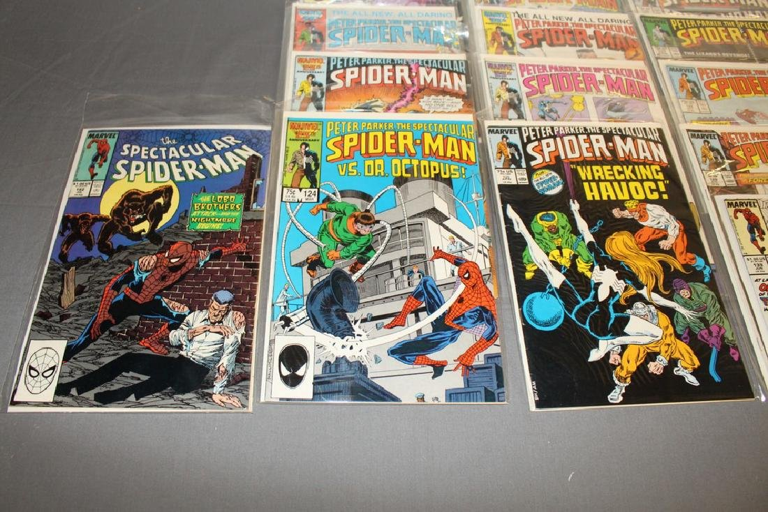 31 comics Peter Parker Spectacular Spiderman - 4