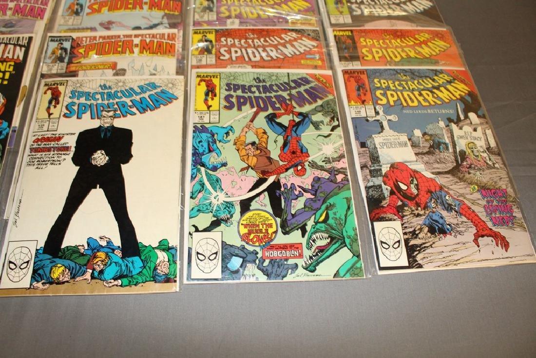 31 comics Peter Parker Spectacular Spiderman - 5