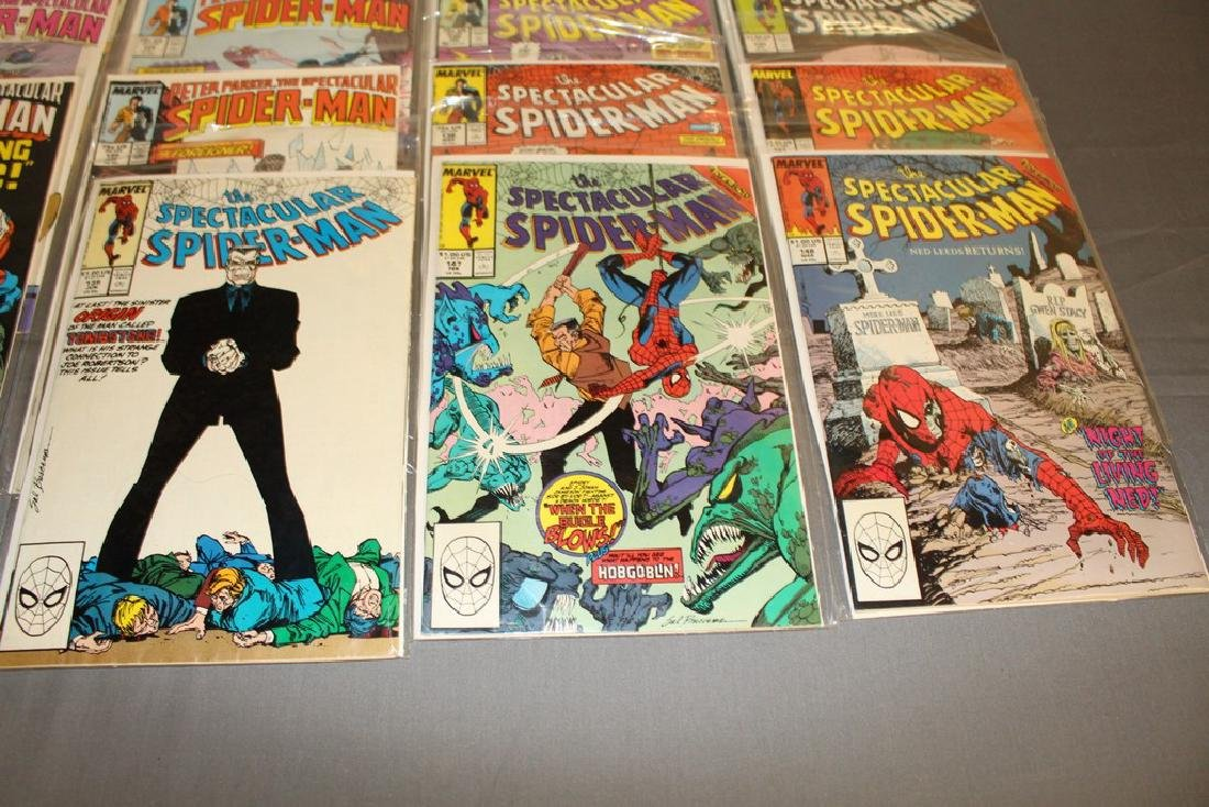 31 comics Peter Parker Spectacular Spiderman - 5