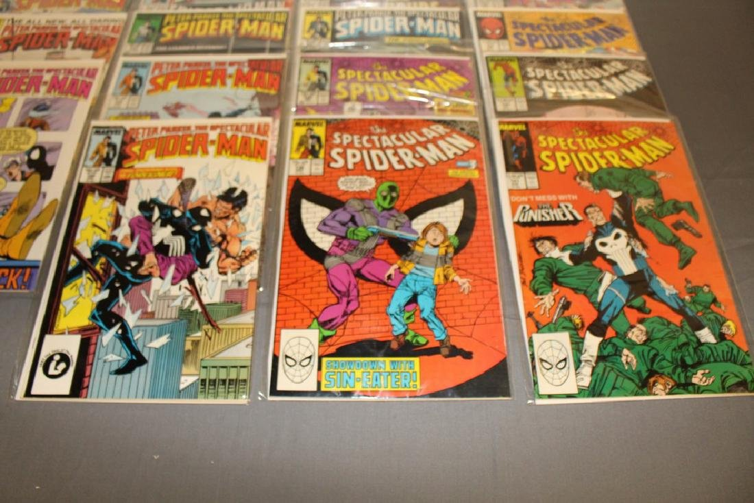 31 comics Peter Parker Spectacular Spiderman - 7