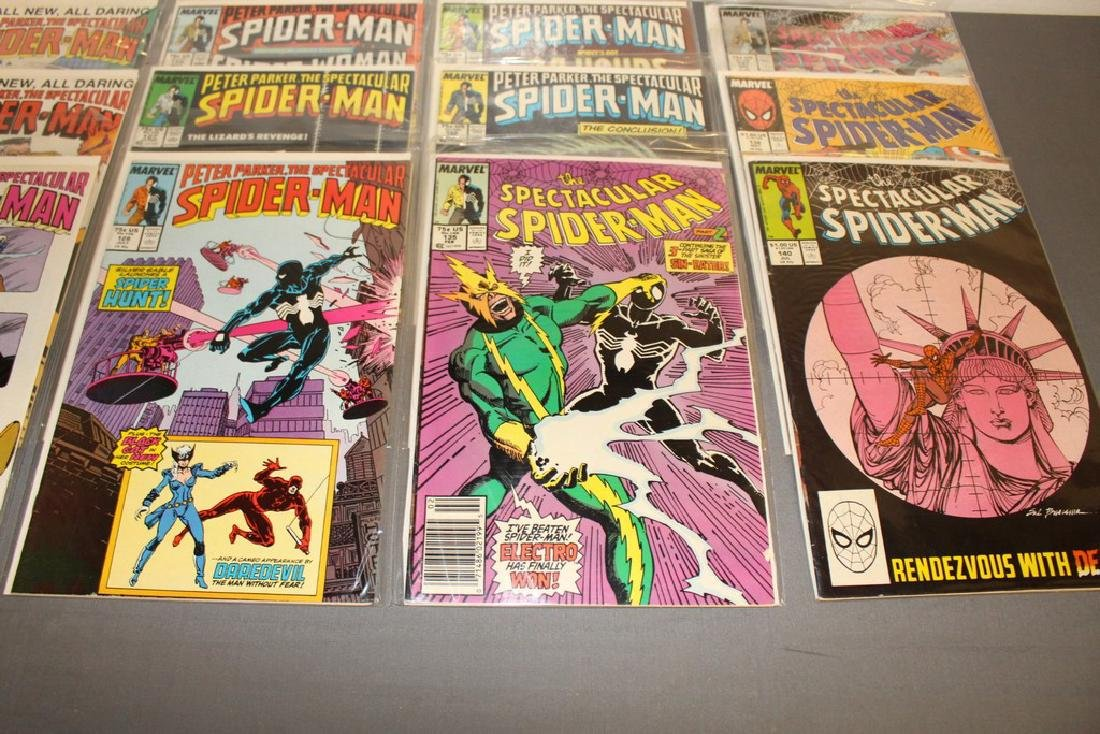 31 comics Peter Parker Spectacular Spiderman - 8