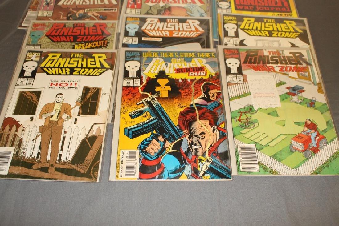 Punisher Magazine #1, Punisher Comics - 2