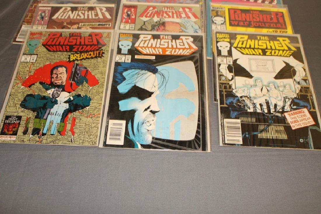 Punisher Magazine #1, Punisher Comics - 4