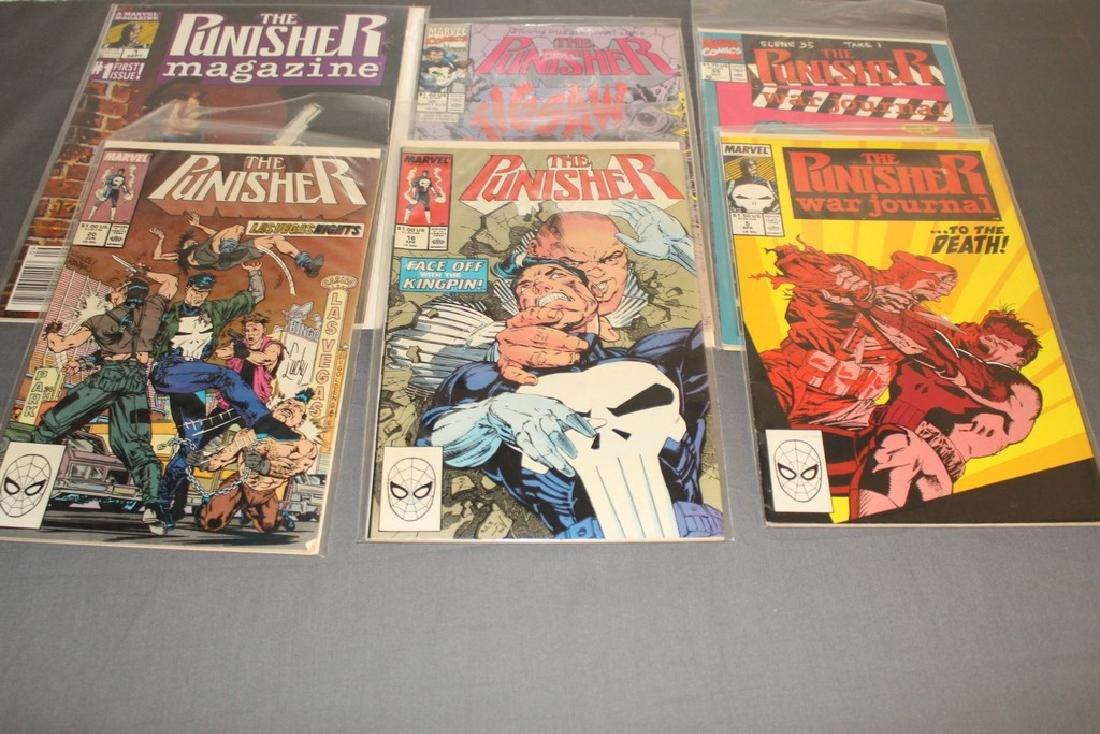 Punisher Magazine #1, Punisher Comics - 5