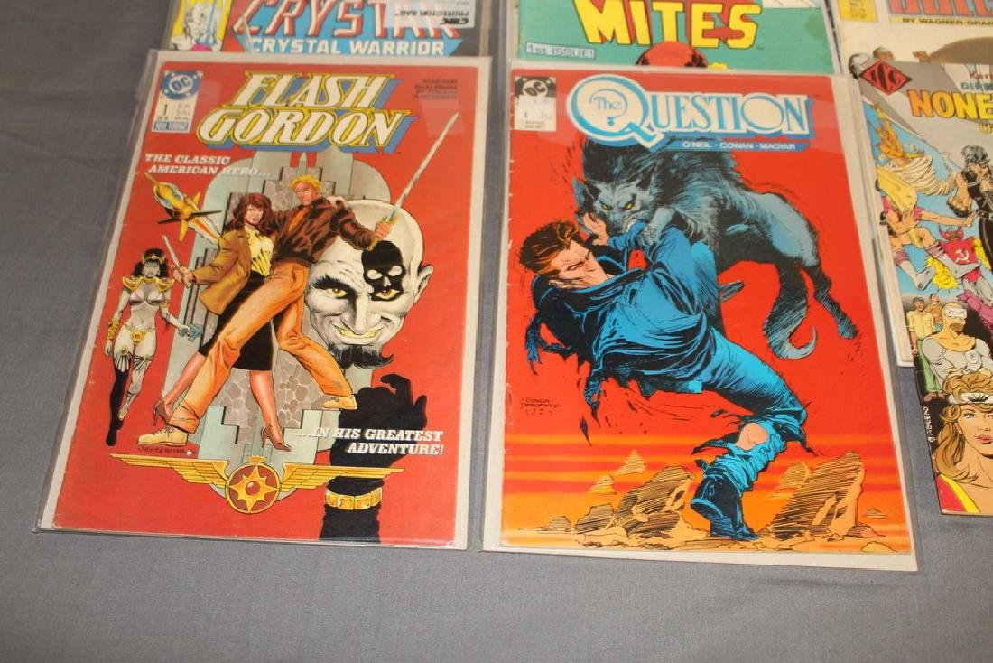 13 comics all #1 issues, - 2